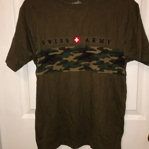Other - Men's Tee Swiss Army